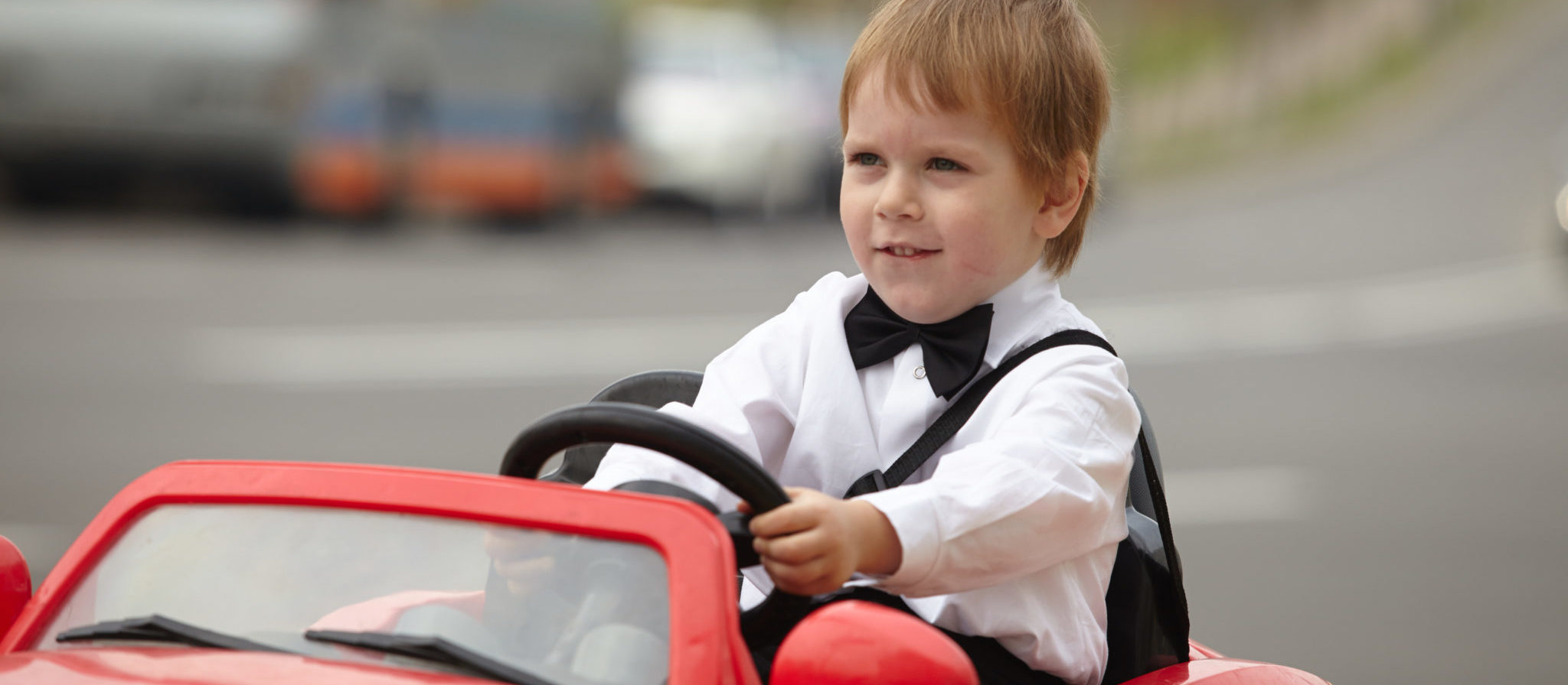 Toy cars for kids to drive are great for childhood development and plenty of outdoor fun.