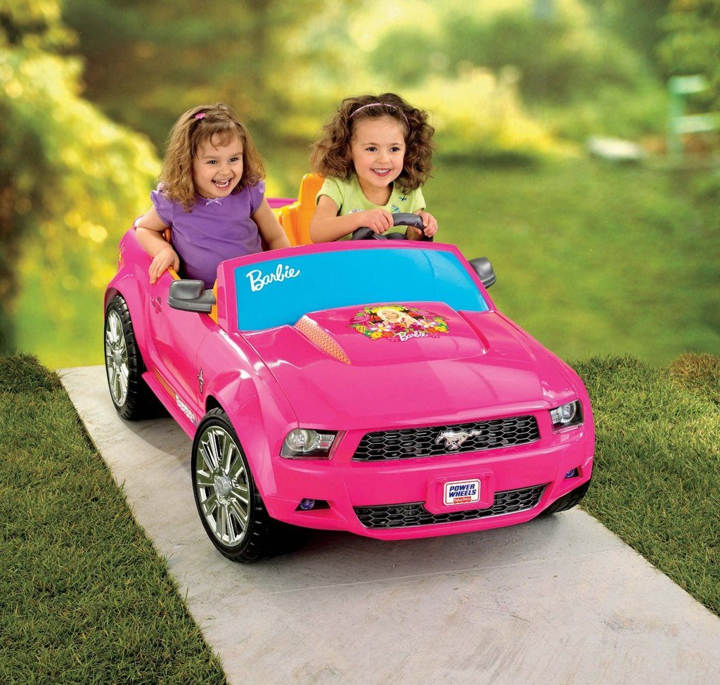 If you want to get your daughter a great gift on a budget, then you want the best cheap girl power wheels!