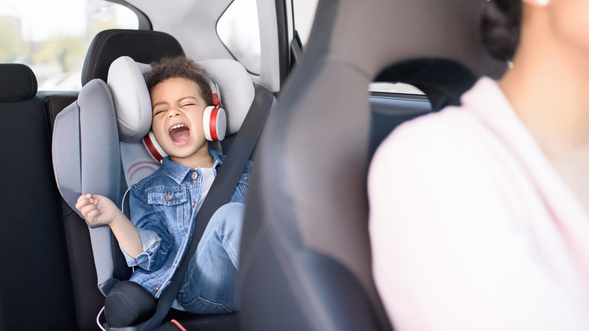 Learning how to stop a child from screaming for no reason is as simple as remaining calm.