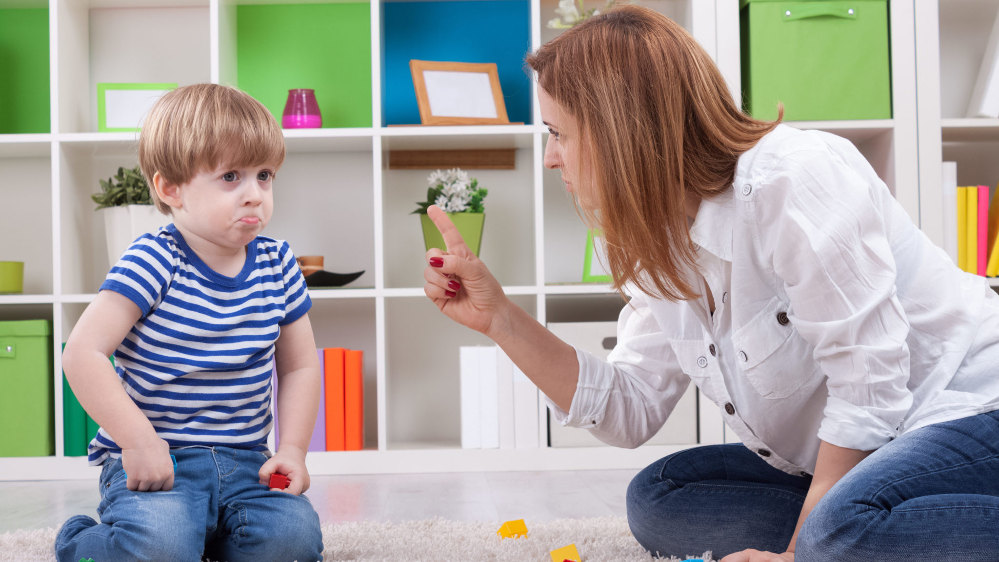 Learn how to discipline a 2 year old without hitting them so they learn and grow from their poor behavior.