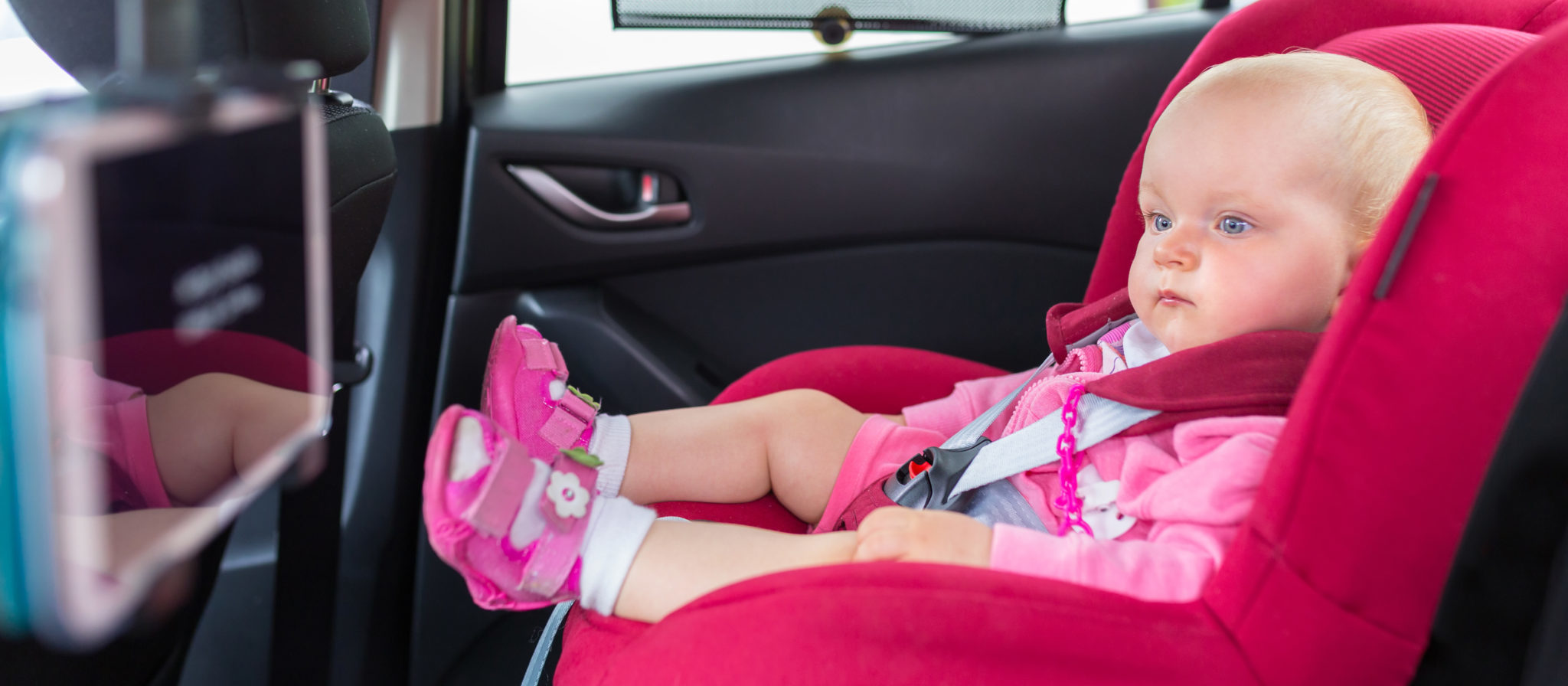A long Disney movie is the best way to keep children occupied all throughout the car ride.