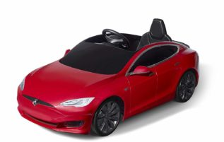 Tesla Power Wheels