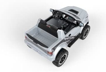 power wheels ford f 150 svt raptor