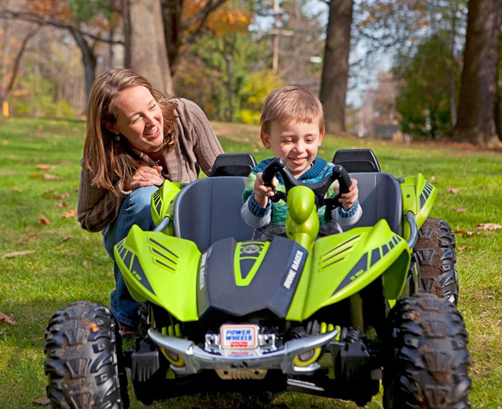 Power Wheels Dune Racer Review