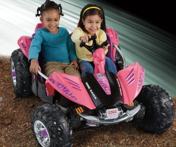 Power Wheels Dune Racer Pink