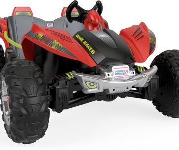 Power Wheels Dune Racer Red