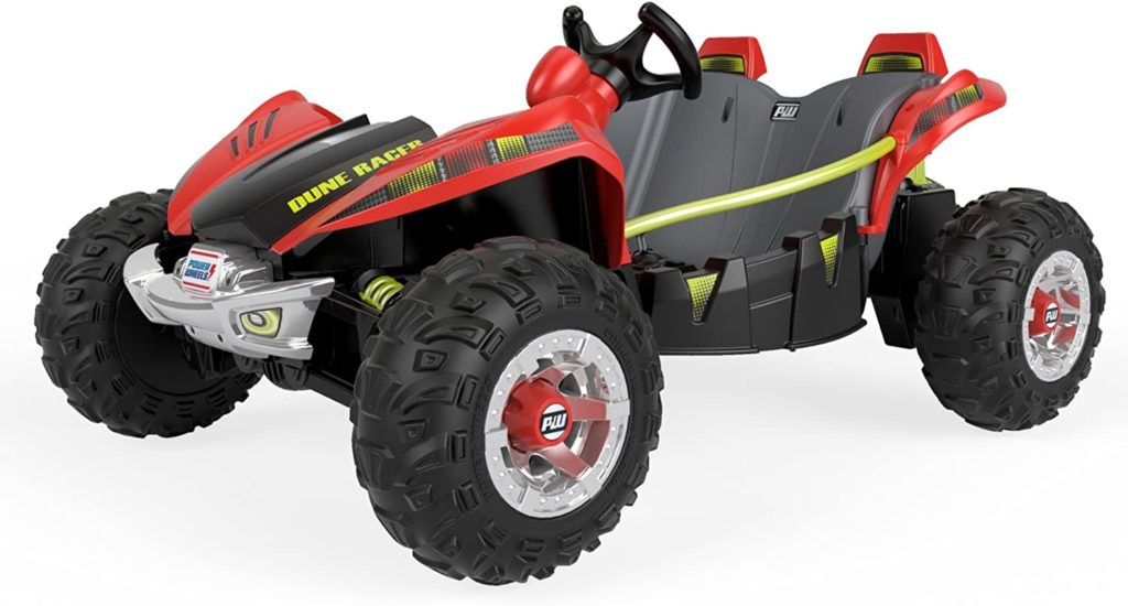 Power Wheels Dune Racer Red