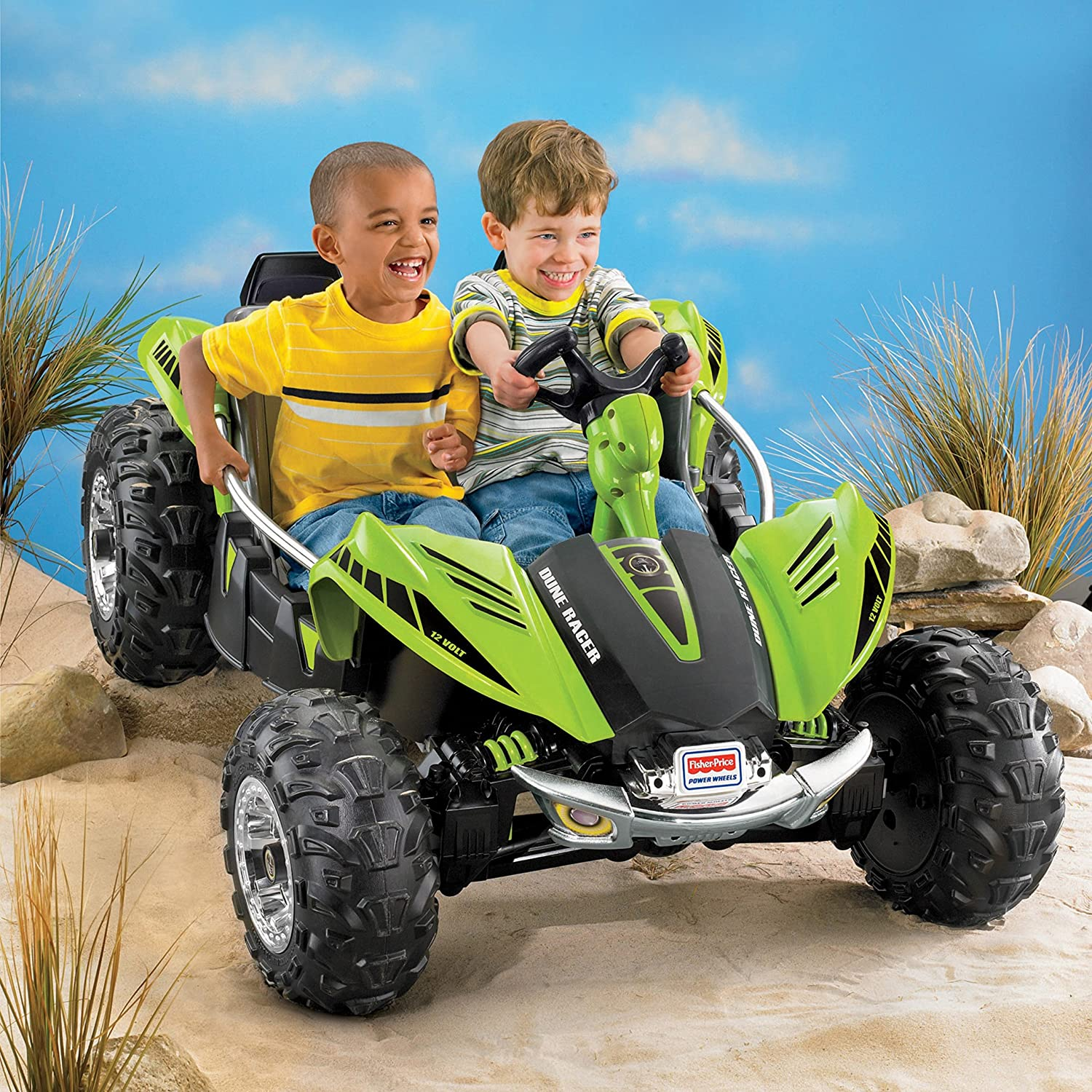 Power Wheels vs Best Choice