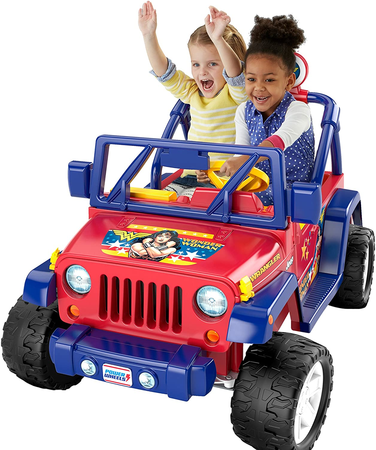 Toddler Girl Power Wheels